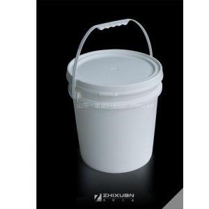 供应4L升美式桶4公斤食品桶4千克注塑圆桶
