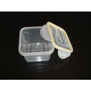 供应塑料保鲜盒 500ml保鲜盒 塑料盒 密封盒 厂家直销