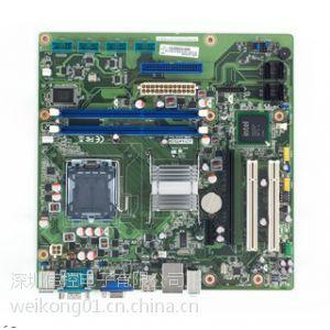 供应研华工控主板AKMB-G41 6串口 2个PCI接口特价销售
