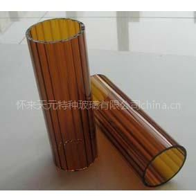 供应高硼硅玻璃(内棱管)