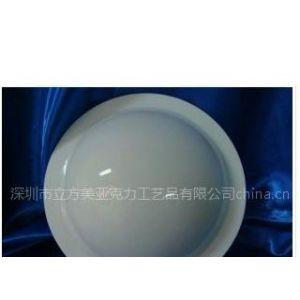 供应深圳立方美亚克力防尘球罩 透明半球 有机玻璃防尘圆球罩