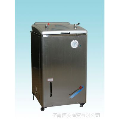 出售上海三申不锈钢立式电热蒸汽灭菌器YM50A