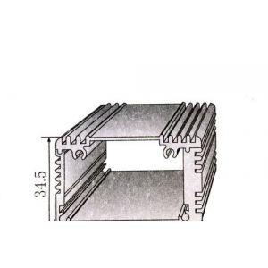 控制器 机箱壳-电脑机箱壳-太阳能控制器机箱壳-镇江散热器-电子散热器价格