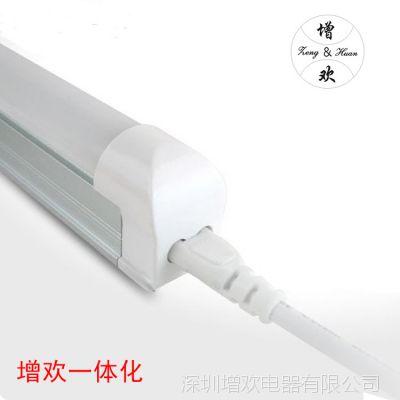 热销9W 14W 18W t8一体化led日光灯 led灯管 超亮LED节能灯管全套