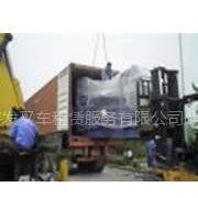 上海皖发专业出租叉车 吊车 专业技术掏集装箱 机械移位 设备搬迁