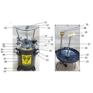 供应湖南、湖北、江苏、山东、河南供应涂装、喷胶20加仑压力桶