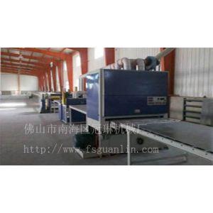 冠琳外墙保温板生产设备产能的生产设备