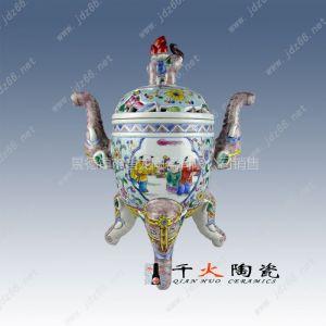 供应陶瓷香炉,陶瓷工艺品,景德镇陶瓷厂家