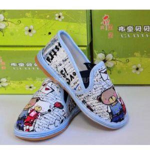 供应手工童鞋儿童布鞋手工宝宝手工鞋婴儿学步鞋千层底童鞋丁字牛仔