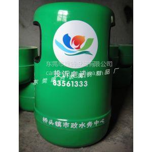 供应60L翻盖垃圾桶