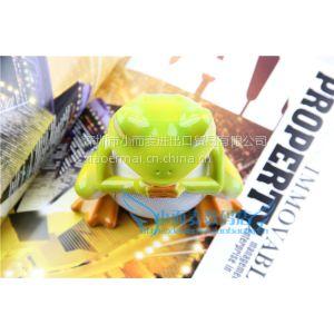 供应小而麦 迷你小音箱 青蛙模型  插卡 U盘 收音功能 批发 零售