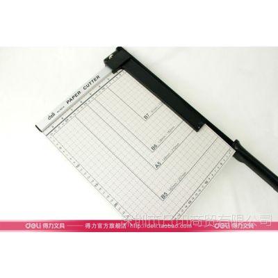 """得力12""""x10""""钢制切纸机 8014 2.7 KG/个(适合切A4纸)"""