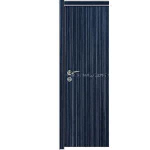 供应铝合金包边框时尚生态门