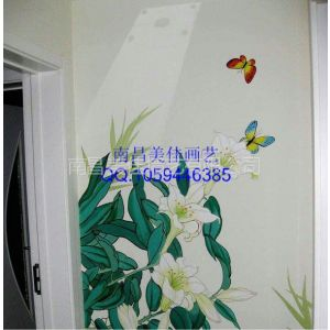 供应江西南昌 新建进贤安义手绘墙画彩绘墙绘涂鸦壁画!