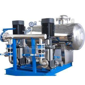 供应为了你湖北咸宁WWG无负压(无吸程)管网增压稳流给水设备供水设备