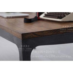 供应上海工厂直销定制老榆木桌椅 老榆木家具 老榆木桌子 老榆木长桌 复古老榆木咖啡厅桌椅