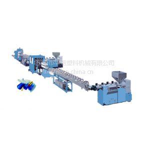 供应东莞PVC包纱管挤出机厂家 东莞华希塑料机械有限公司