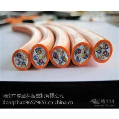供应龙门吊耐拉耐磨耐低温电缆卷筒专用电线