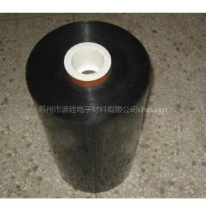 供应黑色一面光面一面砂面阻燃PC薄膜