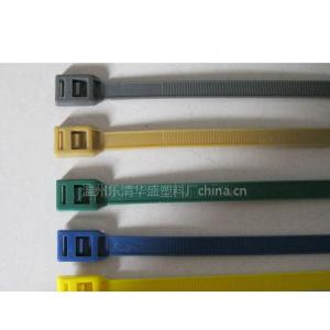 供应供应自锁式国标/非标尼龙扎带【规格齐全】,尼龙扎线,绳索、扎带