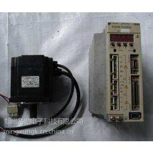 供应郑州安川SGDM-10ADA伺服驱动器维修