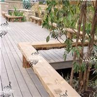 供应绿可木户外地板 别墅露台装修的材料18763727587
