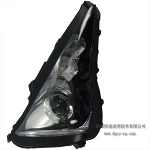 宁夏手板厂供应3D打印汽车前大灯塑胶手板