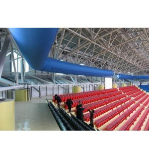 供应体育馆 新型风管