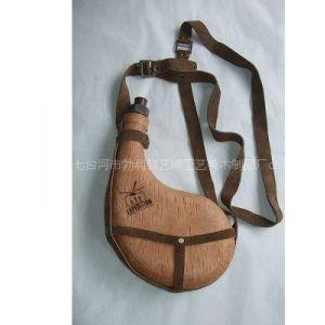 供应商务特色礼品工艺品饰品,桦树皮工艺品酒壶水壶