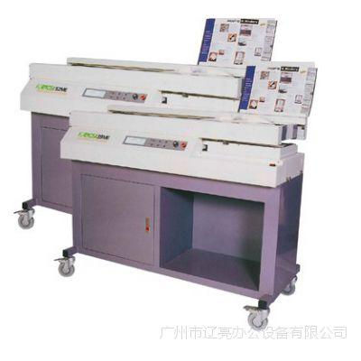 厂家直销台湾胶装机 自动热熔胶胶装机无线 印后加工设备胶订机