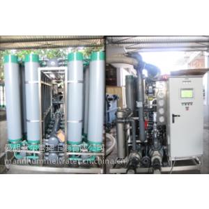 供应曼胡默尔地表水处理设备