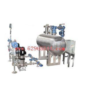 供应无负压管网增压供水设备