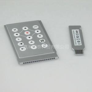 迷你卡片式激光遥控笔 无线遥控鼠标 JT3-15K