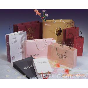 供应纸袋印刷 纸袋环保袋 江门印刷厂专业制作手提袋手挽袋
