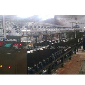 供应全自动一百二十八·锭复合捻线机