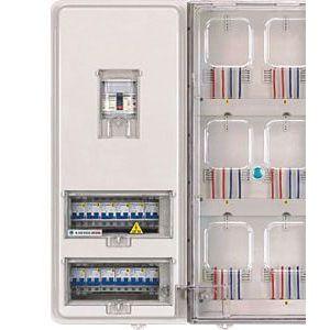 长期供应电表箱、PC透明电表箱-青岛力祥专业生产商