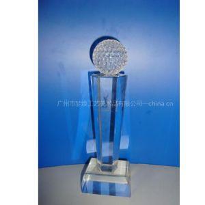 供应广州公司周年纪念品、佛山水晶活动礼品,东莞单位水晶奖杯
