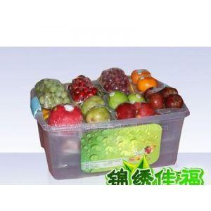 供应有机柴鸡蛋水果礼盒锦绣大地水果蔬菜卡