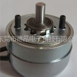 供应DADZ专业旋转电磁铁供应,旋转角度45°,扭力1公斤。