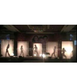 供应提供佛山顺德性感劲爆的音乐,妖娆的身段,忽明忽暗的光影,舞出时尚的特色影子舞表演