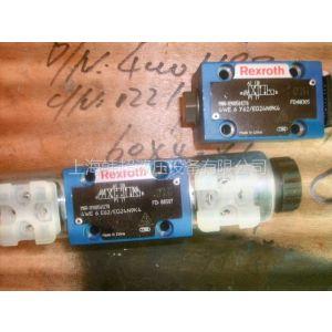 供应4WE6Q6X/EG24N9K4,REXROTH电磁阀现货