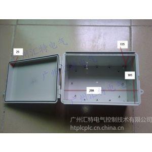 供应接线端子盒防水IP66ABS材质电缆设备新产品