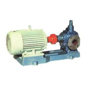 供应用于塑料橡胶加工工业的高温齿轮泵