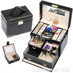 供应饰品盒 首饰盒 手饰盒 植绒盒 精美包装珠宝盒