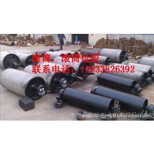 滚筒︳传动滚筒,皮带输送机改向滚筒,滚筒包胶厂价直销质量可靠