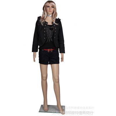 化妆女模,供应服装模特,模特衣架,化妆模特,模特道具,模特儿