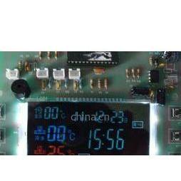 定制饮水机控制板用彩色丝印型LCD液晶屏5016
