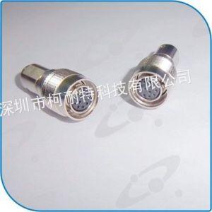 快速插拔式金属连接器HR10系列