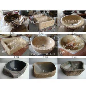 供应石材艺术洗手盆STONE SINK