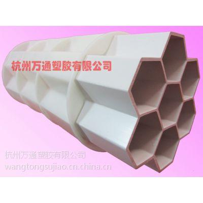 PVC-U蜂窝管,PVC蜂窝通讯管,蜂窝管
